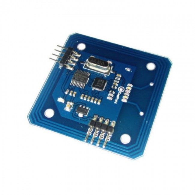 Mifare rc mhz rfid module for arduino and raspberry pi